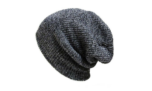 Casual Knitted A-Chaud Baggy Beanie-Spring Automne Hiver Unisexe ** Soldes **
