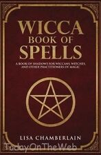 Wicca Book of Spells Book of Shadows for Wiccans Witches Practitioners of Magic