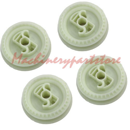 4PCS Recoil Starter Pulley For STIHL 019 020 021 023 025 MS190 MS191 MS192 MS210