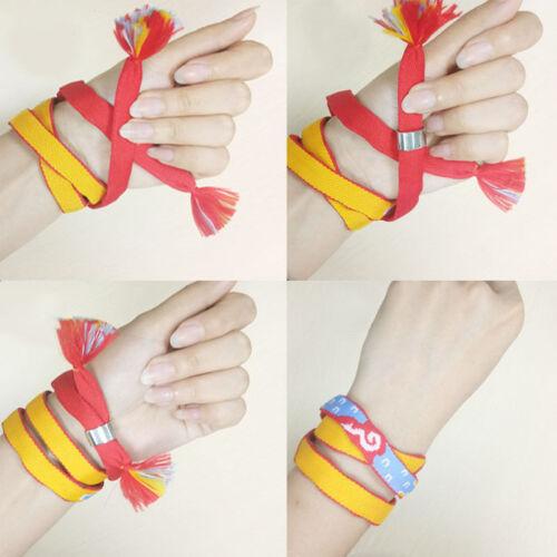 Movie Your Name Kimi no Na wa Miyamizu Mitsuha Hand Rope Bracelet Chain Handmade