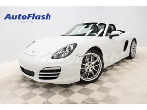 2014 Porsche Boxster PDK *PADDLE-SHIFT *MAGS-CARRERA-20'' *SHOWROOM