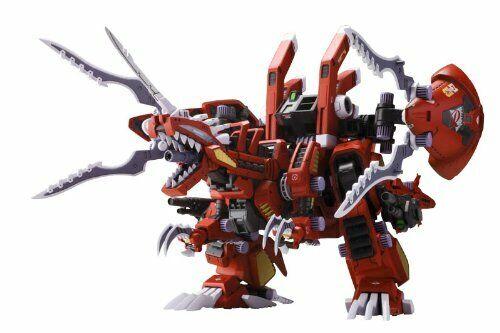 Nouveau Kotobukiya Hmm 1 72 Zoids Ez-034 Geno Breaker Corbeau Version