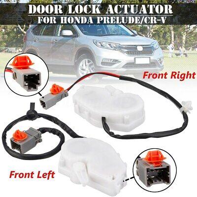 Front Left Door Lock Actuator Motor for Honda CRV 1997-2001