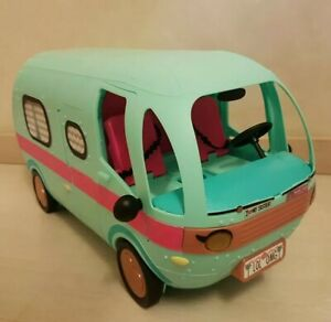 lol camper –  LOL SURPRISE SNACK VAN CAR DOLL CAMPER ACTION FIGURINES GIOCATTOLI KID,