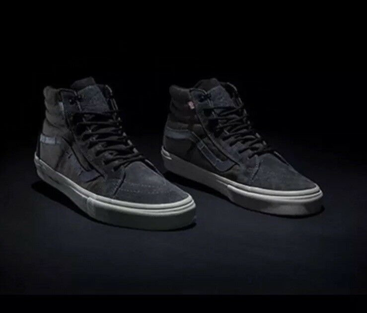 VANS x DEFCON Syndicate Sk8-Hi Notchback Pro Size 6 RARE SOLD-OUT NEW IN BOX