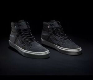 3e9cf09f86 VANS x DEFCON Syndicate Sk8-Hi Notchback Pro Size 6 RARE SOLD-OUT ...