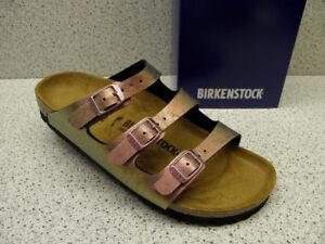 8dbd5693155c47 Das Bild wird geladen Birkenstock-Top-Preis-034-Florida-034-metallic-Nr-