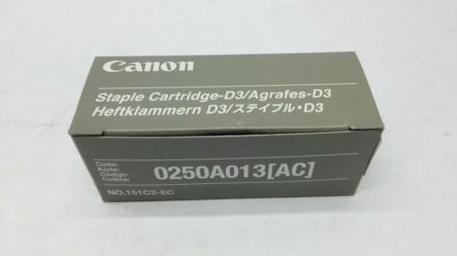 Canon D3 Staples Kartuschenkammern 0250A013 für Canon imageRunner 5800C AC