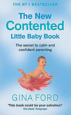 1 of 1 - The New Contented Little Baby Book, Ford, Gina, Very Good Book