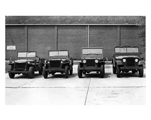 1940 1945 1950 1964 willys military jeep ma mb m38 m38a1 photo poster zc5818 1nn ebay. Black Bedroom Furniture Sets. Home Design Ideas