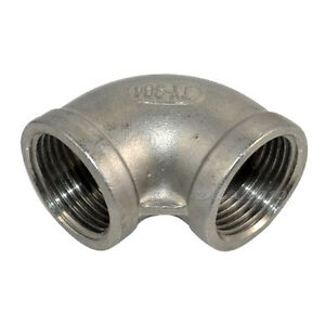 2-034-Elbow-90-Degree-Angled-Stainless-Steel-304-Female-Threaded-Pipe-Fitting-NPT