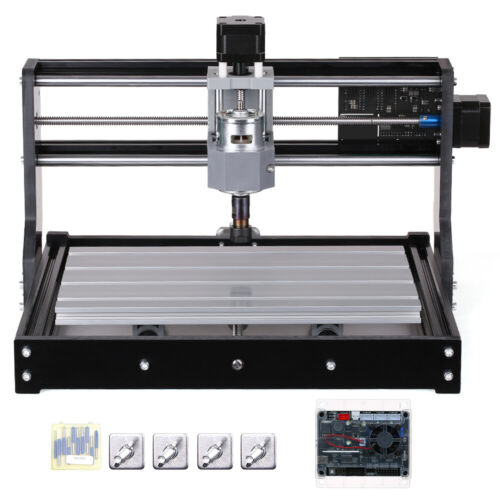 CNC3018 PRO DIY CNC Router Kit Engraving Machine GRBL Control 3 Axis UK T1P0