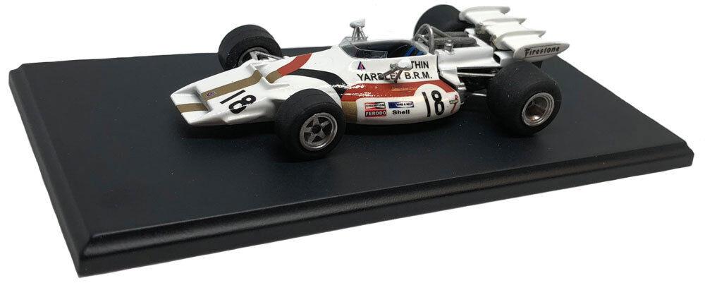 Src BRM P160 ganador Italian GP 1971-Peter Gethin  Escala