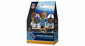 TENNESSEE TITANS MYSTERY PACK OYO MINIFIGURE DELANIE WALKER MARCUS MARIOTA T-RAC