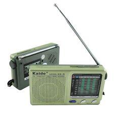 Radio 9 Band Weltempfänger Tragbares Taschenradio Mini Pocketradio