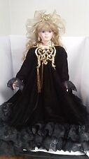 VERY RARE Rustie Porcelain Doll ~ Casey (30in)