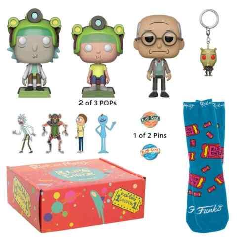Funko Rick e Morty ARCADE Kit scatola di mistero