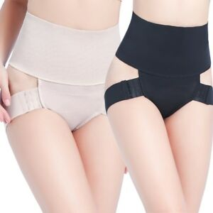 2aaa2d1d9be6a Women Butt Lifter Panty High Waist Tummy Control Shapewear Slimming ...