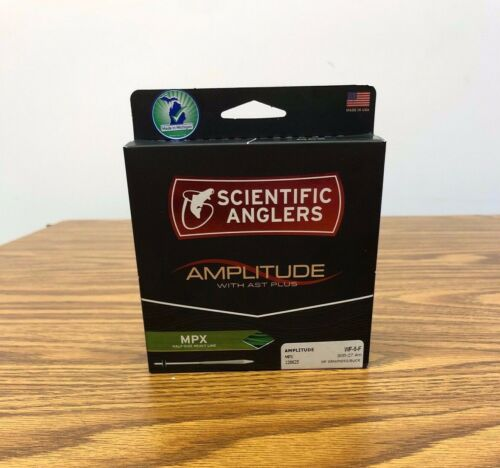 Scientific Anglers amplitude MPX Fly Line WF-5-F