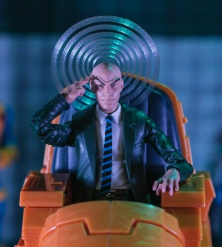 Marvel Legends 1//12 Translucent Professor X Powers EFFECT ONLY Mezco
