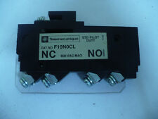 Telemecanique 1N//O F10N0R F10NOR NIB Auxiliary Contact Kit