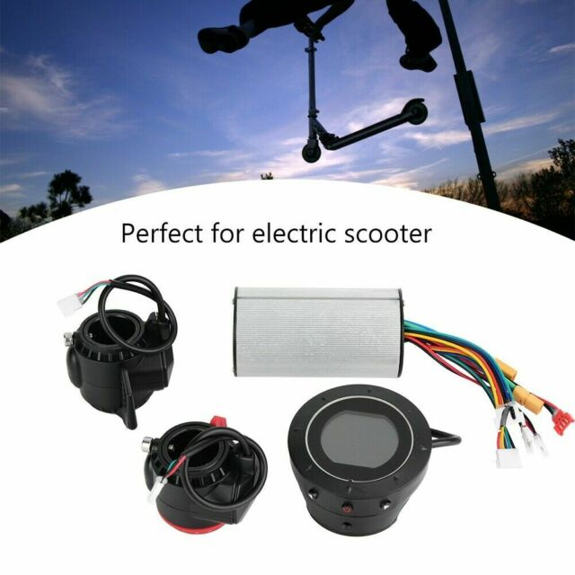 Controller Brake LCD Display 24V 250W Electric Scooter Controller Brushless U7P6