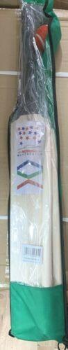Kids Childrens Wooden Cricket Set Bat Size 5 Ball /& Stumps sports ball UK SELLER