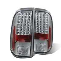 Cg Ford F-250/super Duty 08-16 Led Tail Light All Chorme on sale