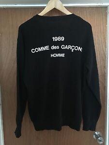 72420c9af4f8b Details about COMME DES GARCON Sweater/ Jumper.....Vintage, CDG, 90s,  Watanabe, Homme, Archive