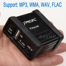 Bluetooth Audio Receiver USB DAC TF Card mp3 Decoding For Car/Home Speaker Refit