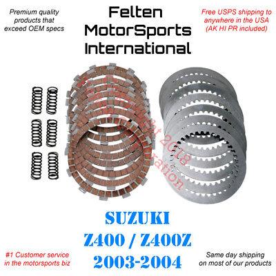 """/""""New/"""" Friction Clutch Disc Springs Suzuki LTZ400 QuadSport Z 03~04 21451-44D00"""