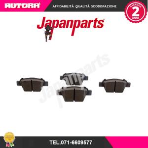 PP0004AF-Kit-pastiglie-freno-post-Alfa-Romeo-Fiat-Lancia-MARCA-JAPANPARTS