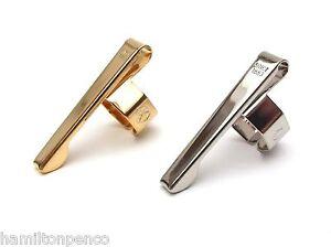 KAWECO-CLASSIC-POCKET-CLIP-FOR-SPORT-PENS-amp-PENCILS-colour-chrome-or-gold
