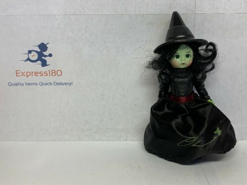 2007 McDonald/'s Madame Alexander Doll Wizard of Oz WICKED WITCH OF THE WEST MV