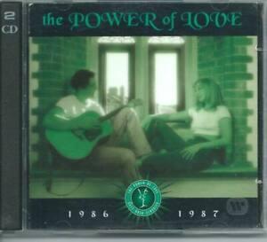 TIME LIFE The Power Of Love 1986 1987 2-CD set KATE BUSH CYNDI LAUPER LEVEL 42
