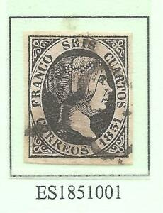 ESPANA-SPAIN-EDIFIL-6-USADO