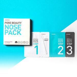 SKINMISO Pore Beauty Nose Pack 10 Weeks 3 Step Blackhead ...