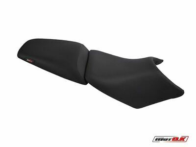 Honda Cbf 600 2004-2007 Motok Sella Cover B234 Anti Slip Black Waterproof Moto