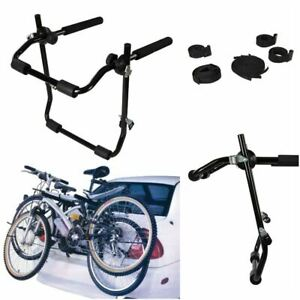 UKB4C Car 3 Bike Carrier Rear Tailgate Boot Cycle Rack fits Qashqai 2007-2017