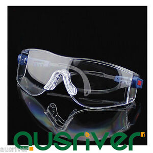3m 10196 Protective Eyewear Clear Anti-fog Lens Windproof Sand Laboratory Safety Matching In Colour Other Personal Protective Equipment