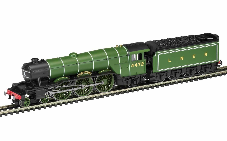 Hornby Ferrovia, A1 classe, 462, 4472 'Volante Scotsuomo' con TTS SUONO  Era 3
