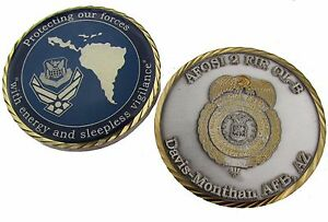 US-Air-Force-AFOSI-2-FIR-OL-B-Davis-Monthan-AFB-AZ-Challenge-coin