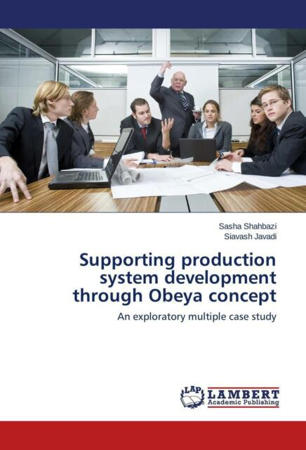 Supporting production system development through Obeya concept von Sasha...