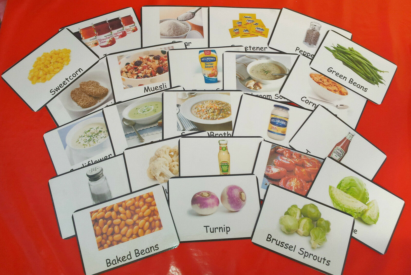 84 FOOD  MEAL DISPLAY CARDS NHS APPROVED - CARE HOMES   SPECIAL NEEDS  DEMENTIA