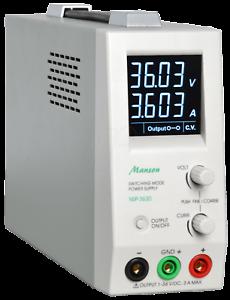 NRP-3630-DC-Labornetzteil-1-30V-3A-Messplatz-CB-Funk-Freenet-Amateurfunk