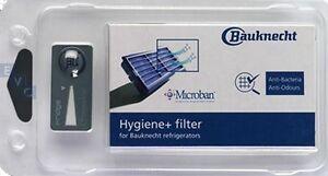 Kühlschrank Hygiene Filter : 1 x hygiene filter antibacterial filter microban bauknecht