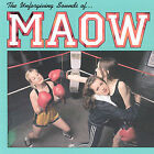 The Unforgiving Sounds of... [PA] by Maow (CD, Jan-2001, Mint Records)