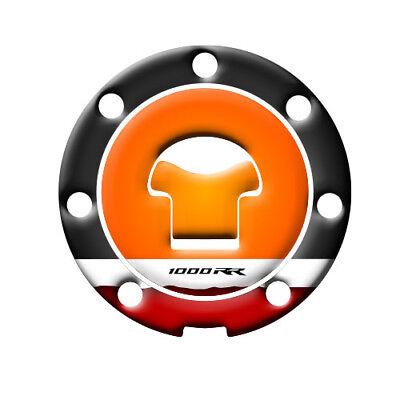 2019 Moda Fuel Cap Protezione Tappo Benzina Honda Cbr 1000 Rr 2008–2013 Pre-124 (repsol)