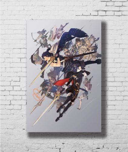 24x36 14x21 40 Poster The of Fire Emblem Awakening Art Hot P-2204