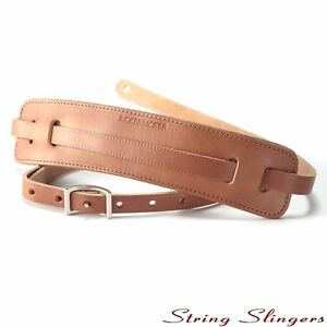 Rickenbacker-Vintage-Style-Leather-Guitar-Strap-Natural